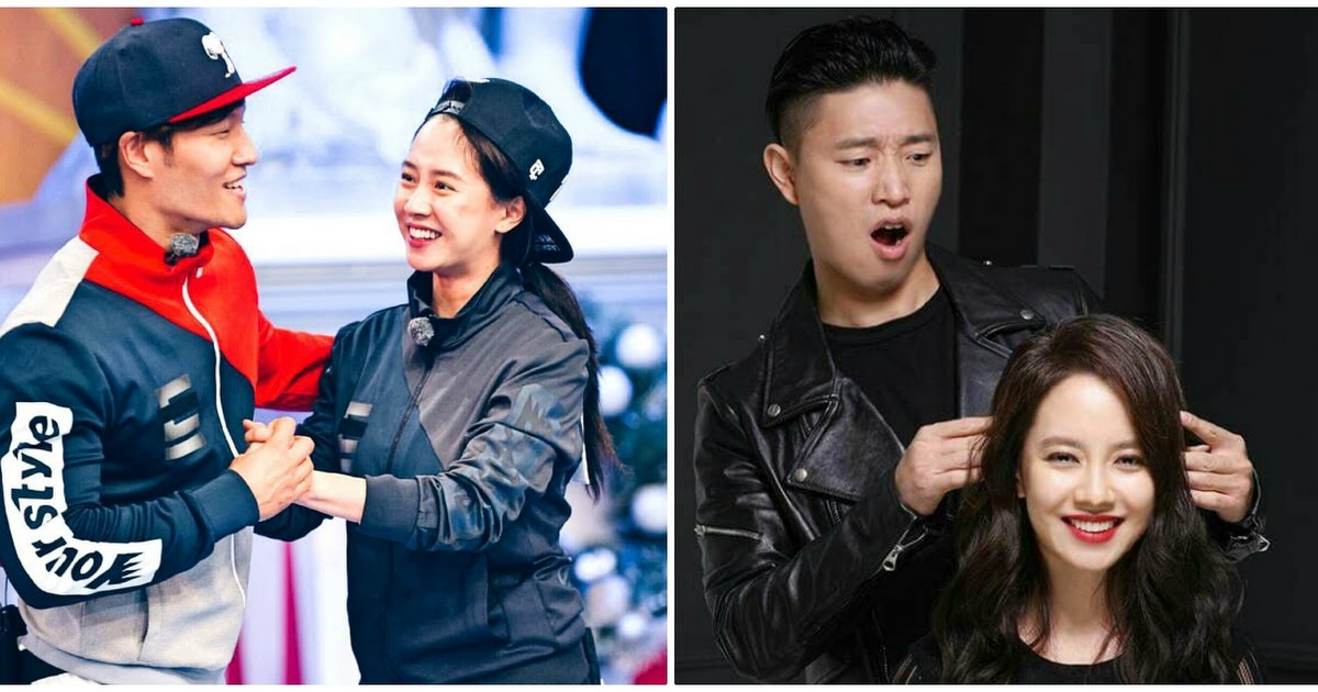 here s how song ji hyo reacted when she had to pick between kim jong kook and kang gary koreaboo here s how song ji hyo reacted when she