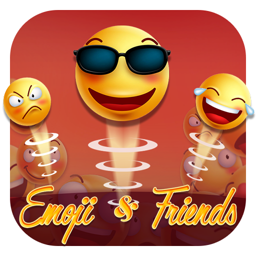 Emoji Friends Theme Keyboard