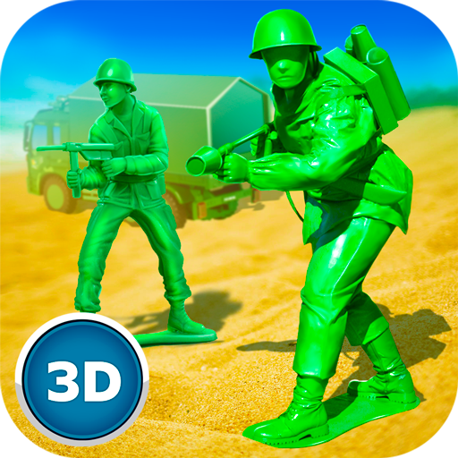 Army Men Toy War Shooter APK indir