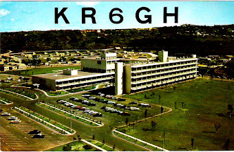 Photo: VA Hospital in Okinawa, Ryukyu Islands Pacific 1962