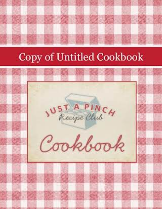 Copy of Untitled Cookbook