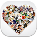 Shape Collage - Automatic Photo Collage Maker icon