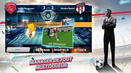 Télécharger Gratuit Futuball - Jeu de manager de foot du futur mod apk screenshots 1