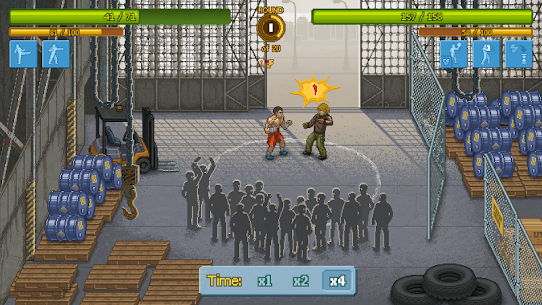 Punch Club: Fights Mod Apk 1