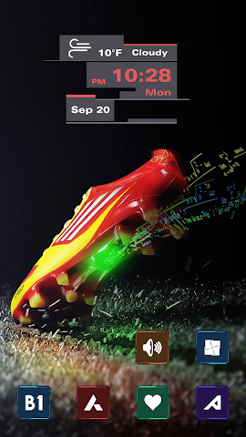 android Fashion Shoes Sports Screenshot 0