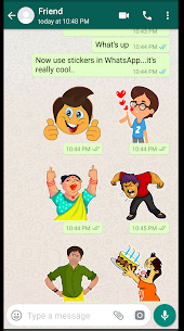 Sticker Packs For Whatsapp v2018 Mod APK 1