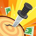 Lucky Knife - Fun Knife Shooting icon