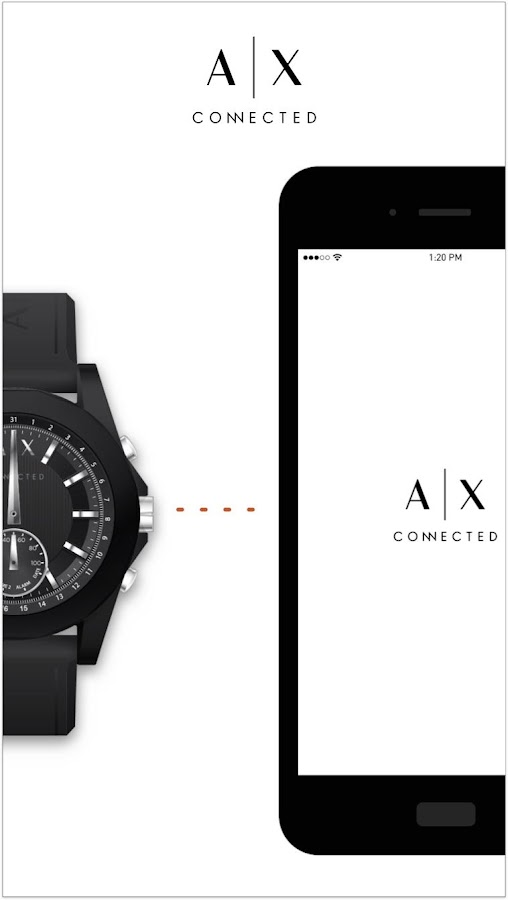 Armani Exchange Connected- screenshot