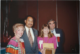 Photo: Susan Lamar, Henry Johnson, Gallagher