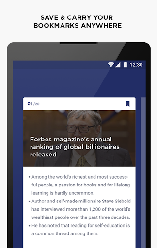 Current Affairs & Daily General Knowledge Quiz 1.6.0 screenshots 6