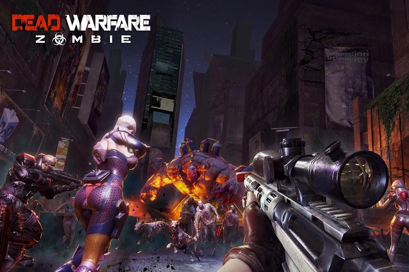 DEAD WARFARE: Zombie – APK MOD HACK – Dinheiro Infinito