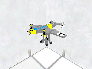BF-110 E-2 Flight Simulator