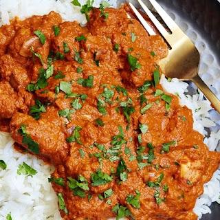 Slow-Cooker Chicken Tikka Masala