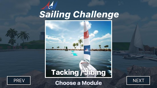 ASA's Sailing Challenge- screenshot thumbnail