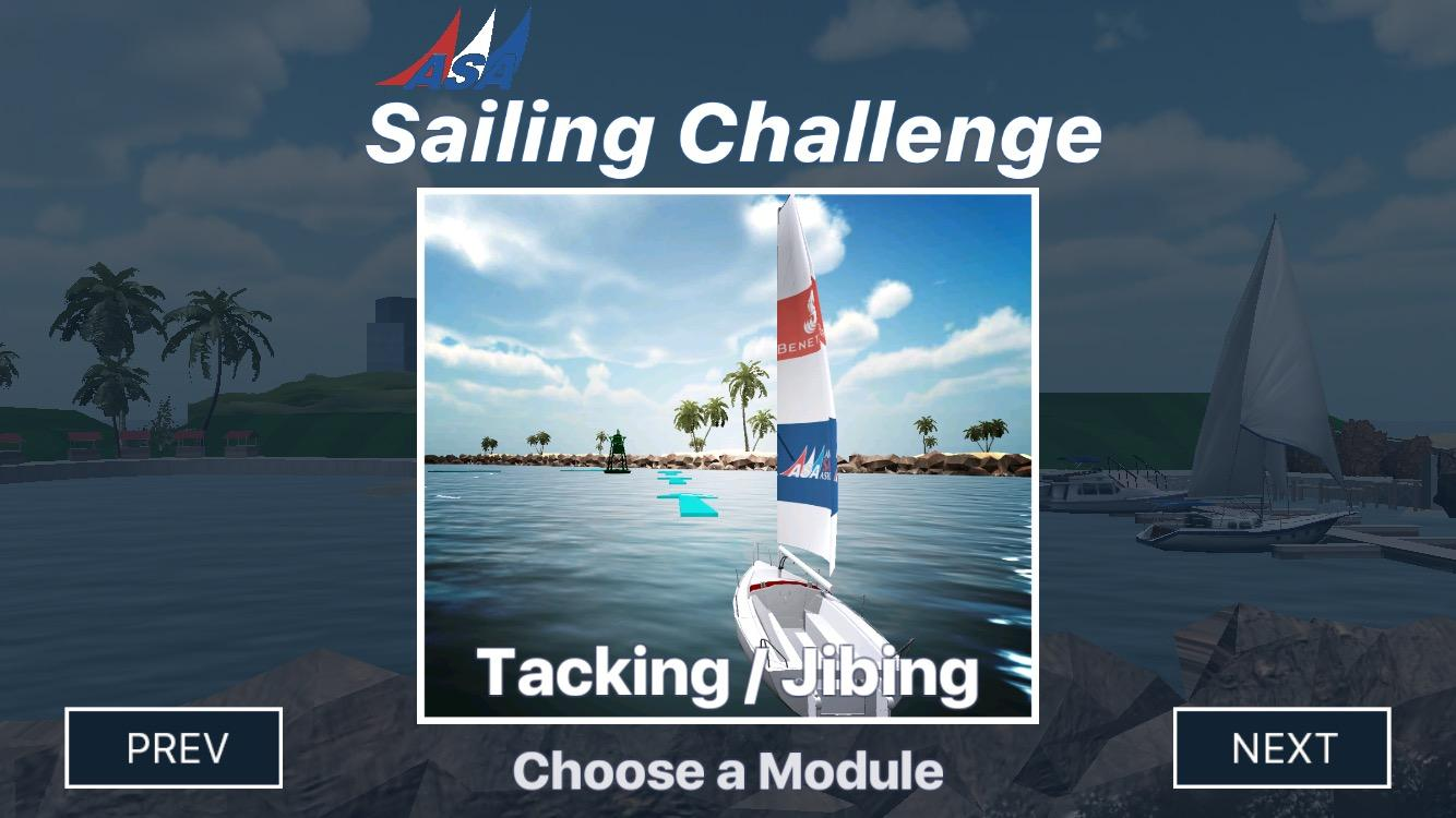 ASA's Sailing Challenge- screenshot