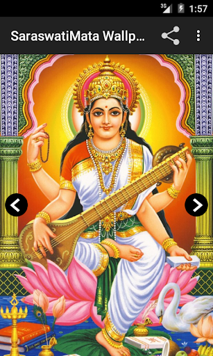 Saraswati Mata HD Wallpapers