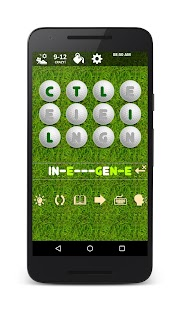 JUMBLE: Best Word Puzzle Game! Unscramble  Anagram- screenshot thumbnail