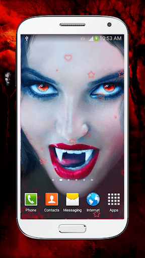 Vampires Live Wallpaper HD