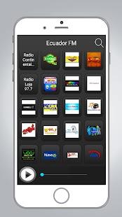 Radio Online - FM Radio Ecuador - náhled