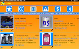 Screenshot of Mobing