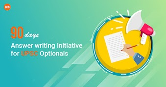 UPSC 2019 - Answer Writing Practice for IAS Mains Optional Subjects