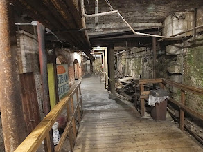 Photo: Pictures from the Underground Tour
