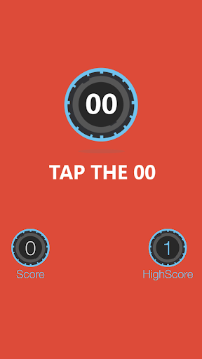 Tap the 00