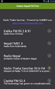 Radios Nepali FM Free - náhled