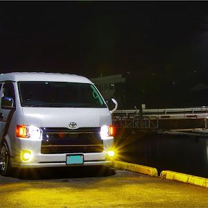 ハイエースワゴン TRH214Wのカスタム事例画像 chan-shoさんの2021年01月16日23:19の投稿
