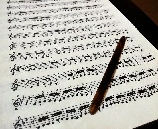 Taqasim sheet music