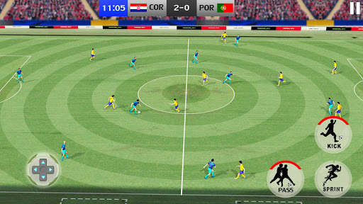 Soccer League Evolution 2019: Play Live Score Game