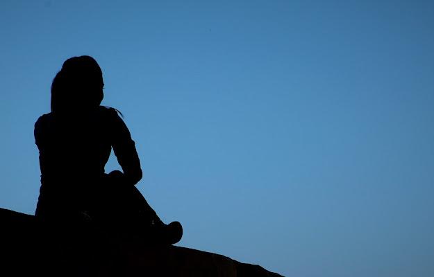 silhouette di Gero