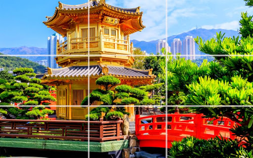 Puzzle - Asian Style screenshot 2