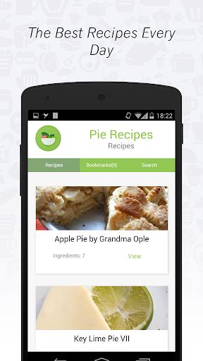 Desserts: Pie Recipes