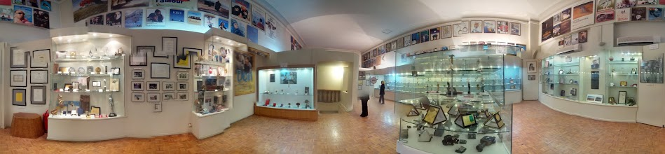 Photo: Museum of Cinema, Tehran, Iran موزه سینما، تهران