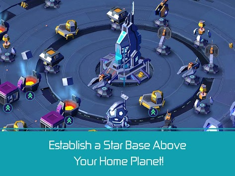 Big Bang Galaxy apk screenshot