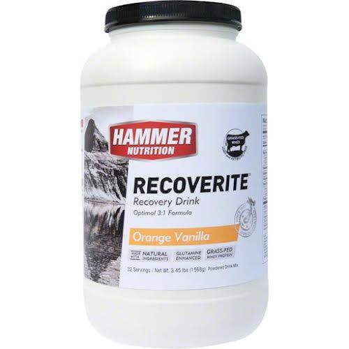 Hammer Nutrition Recoverite: Orange Vanilla 32 Servings