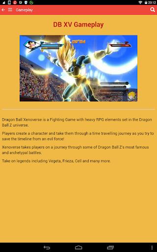 Guide for DB Xenoverse 1.5.0 screenshots 5