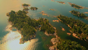 Young Married Couple Searches for Islands in Ontario, Canada thumbnail