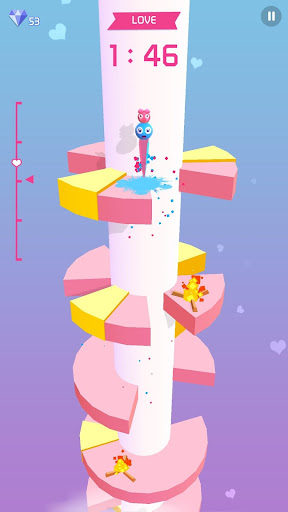 Helix Jump Forever 2.0.1 {cheat|hack|gameplay|apk mod|resources generator} 3