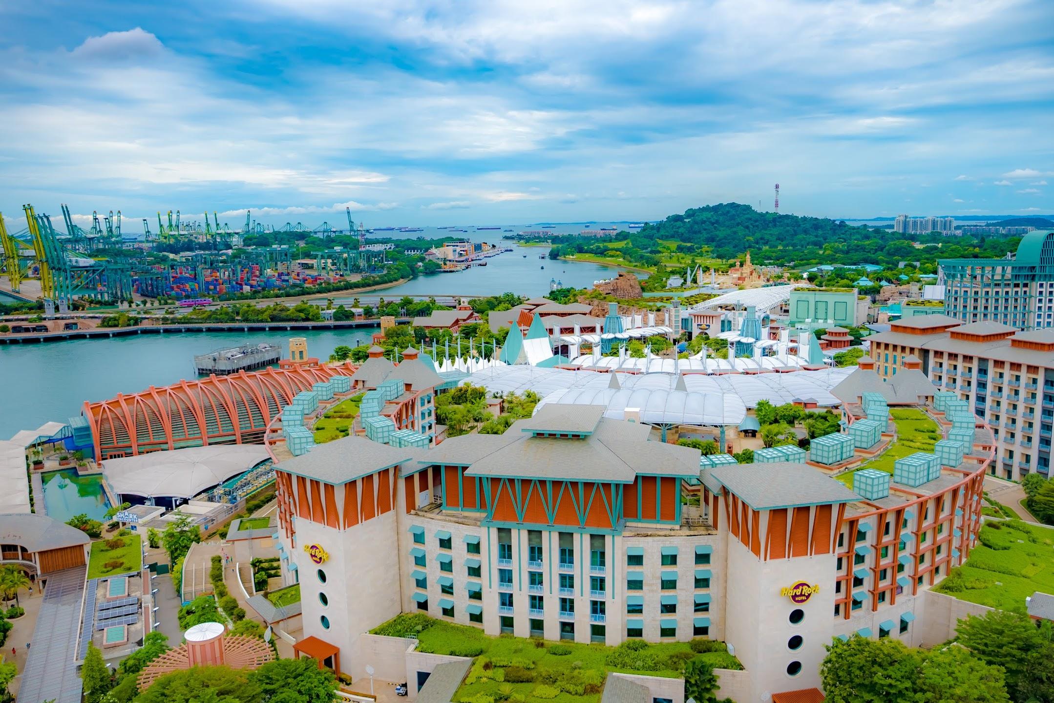 シンガポール セントーサ3
