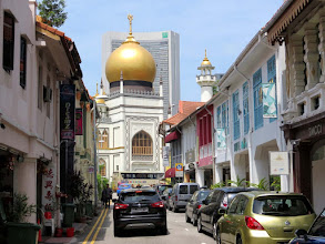 Photo: Kampong Glam - Sultan Mosque
