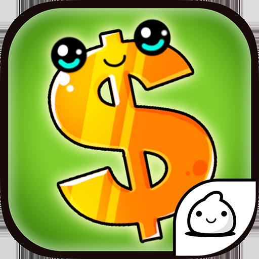 Money Evolution - Idle Cute Clicker Game Kawaii (game)