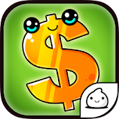 Money Evolution - Idle Cute Clicker Game Kawaii