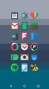 Urmun - Icon Pack Screenshot