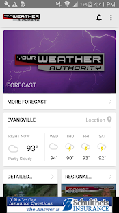 Tristate Weather - WEHT WTVW- screenshot thumbnail