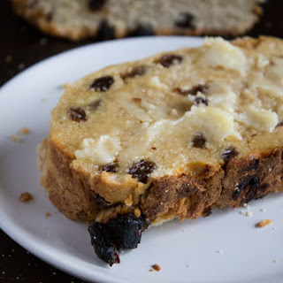 Gram's Irish Raisin Bread