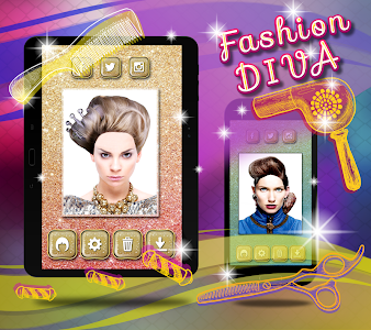 Fashion Diva – Hair Salon screenshot 1