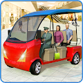 Shopping Mall Rush Taxi: City Driver Simulator 1.1 icon