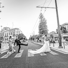 Vestuvių fotografas Alessandro Spagnolo (fotospagnolonovo). Nuotrauka 17.04.2019